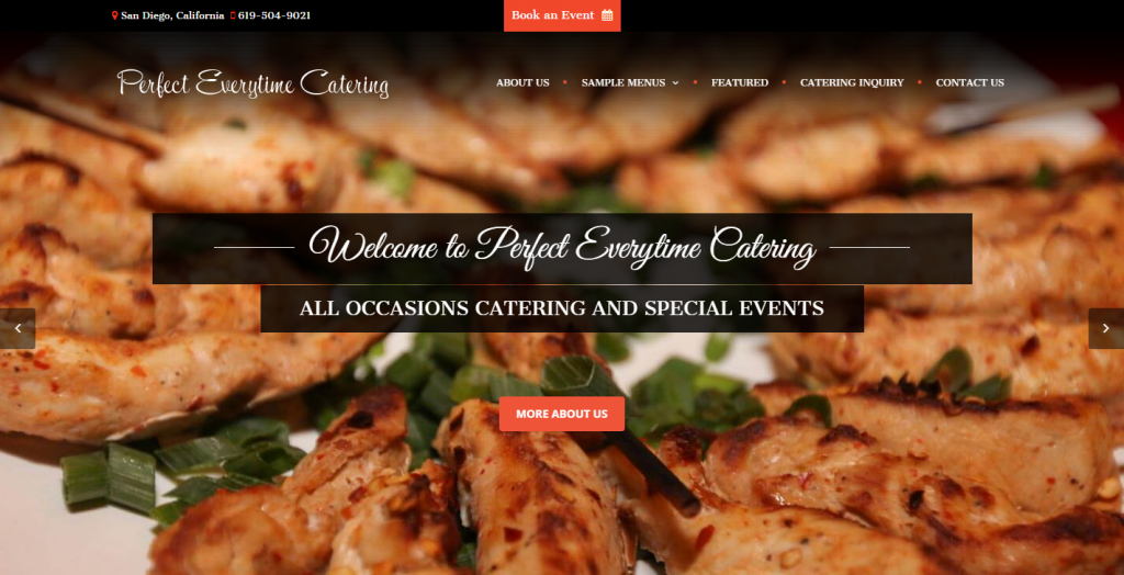 Perfect-Everytime Catering