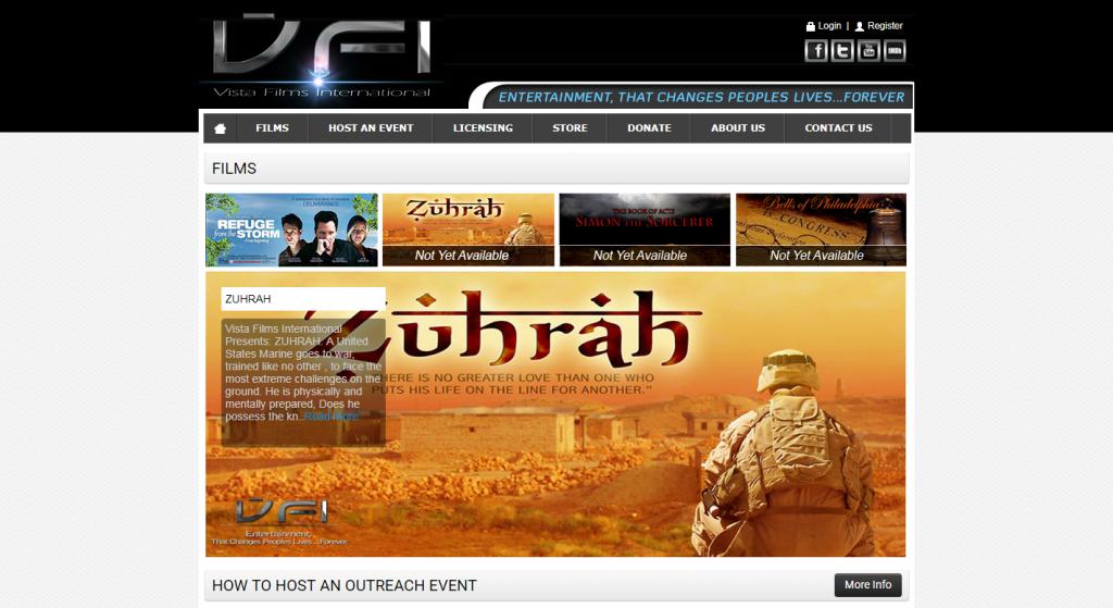 Vista Films International