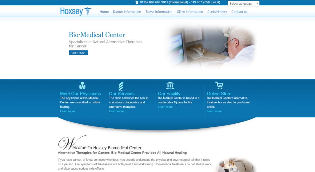 Hoxsey Biomedical