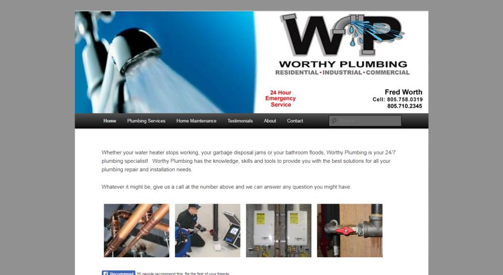 Worthy Plumbing