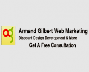 Armand Gilbert Web Marketing Logo