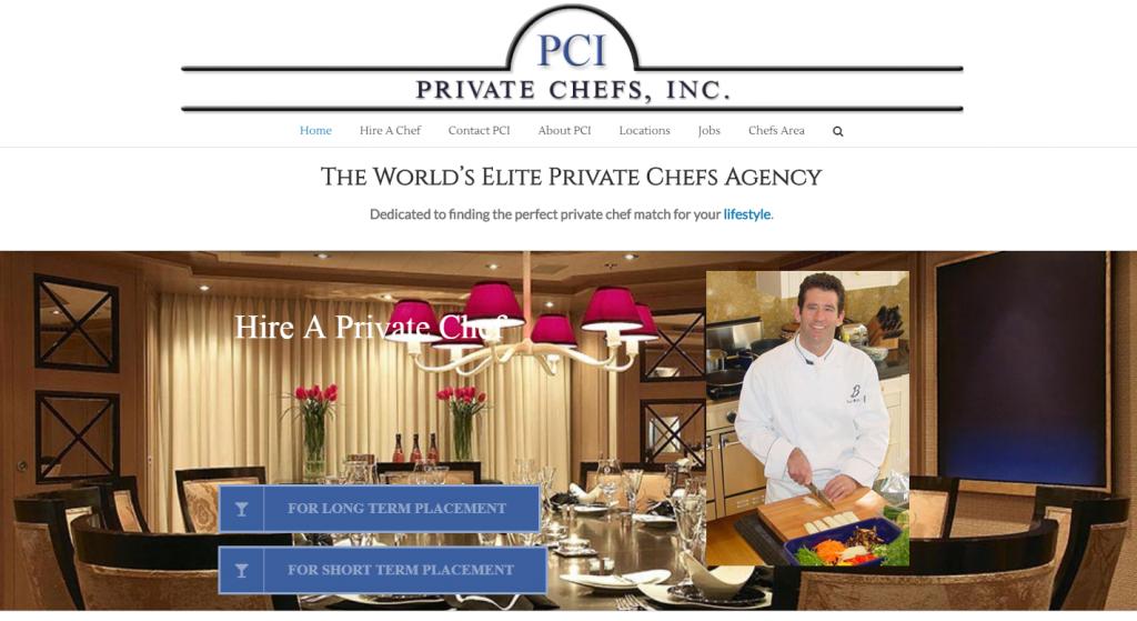 Private Chefs Inc