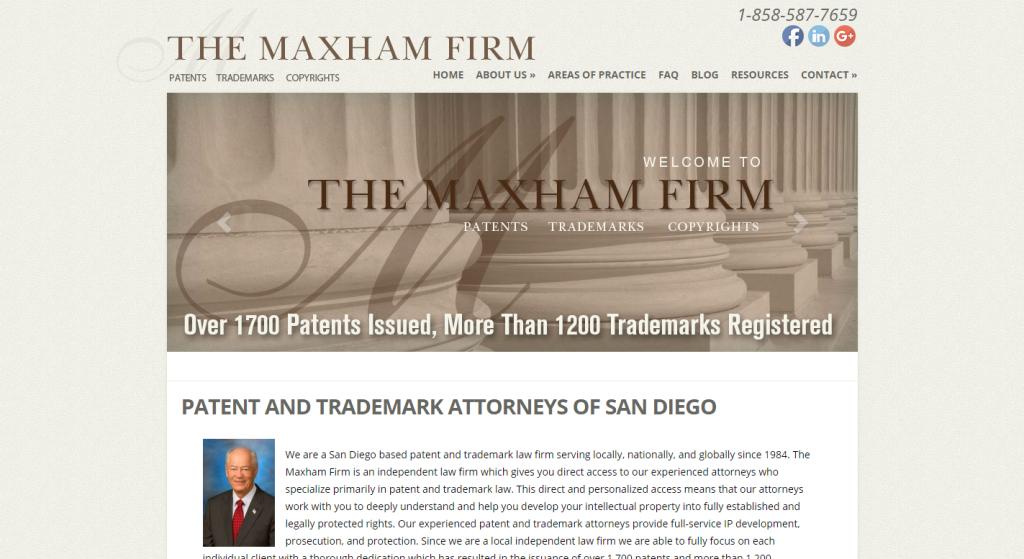 Maxham Firm