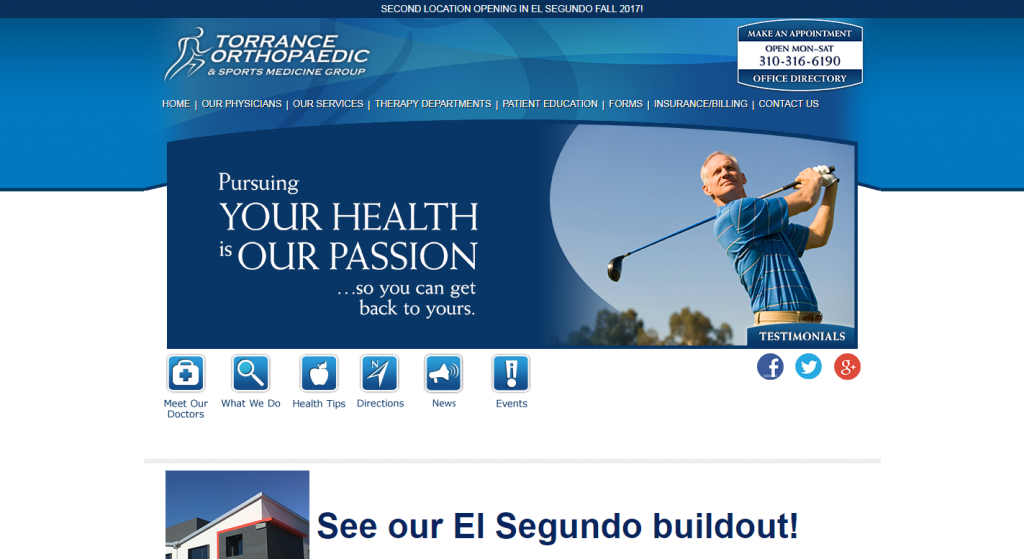 Torrance Orthopaedic & Sports Medicine Group