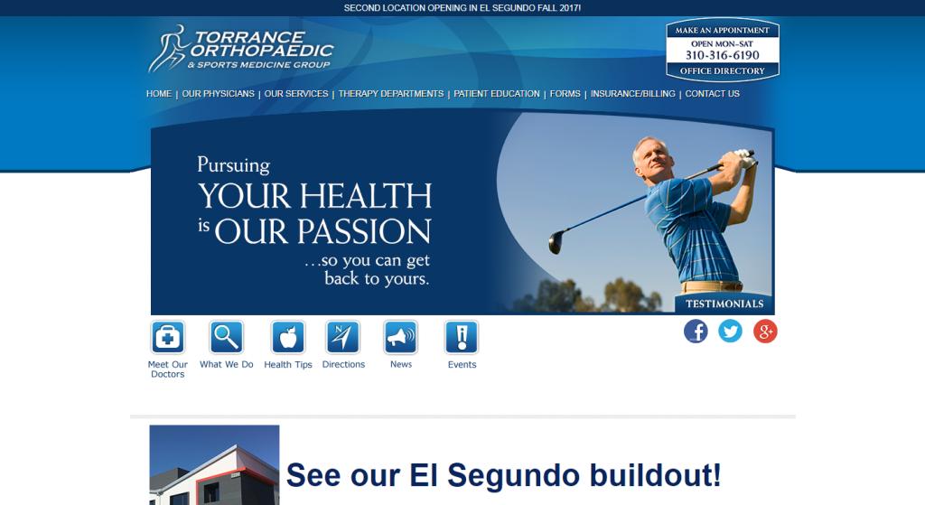 Torrance Orthopaedic & Sports Medicine Group