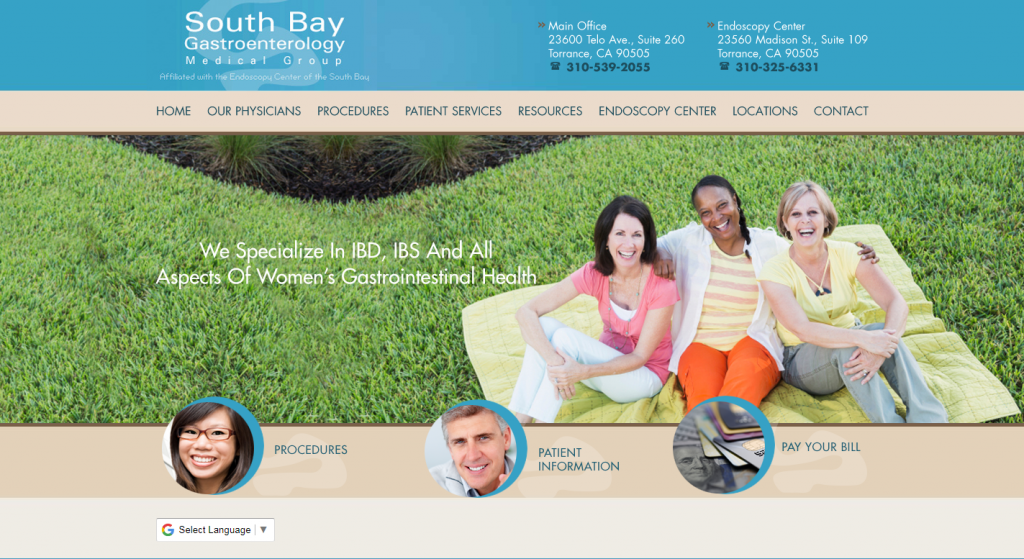 South Bay Gastroenterology Medical Group