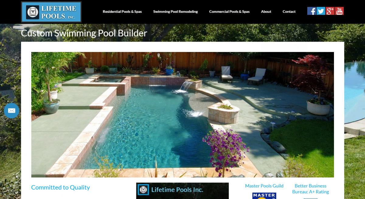 Lifetime Pools Inc