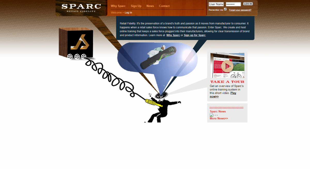 Sparc Retail