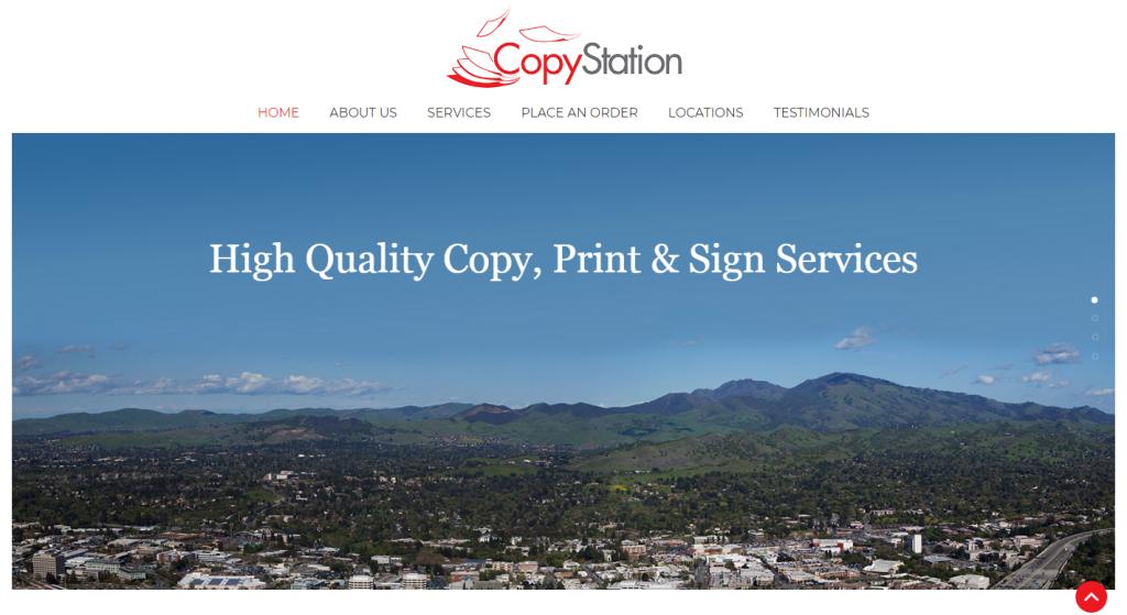 Copy Station Inc