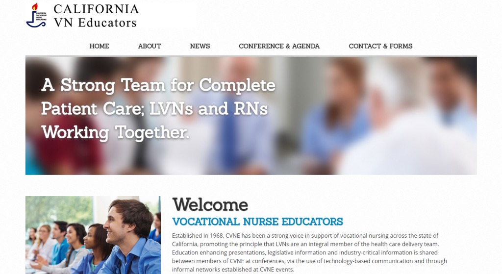 California Vocational Nurse Educators