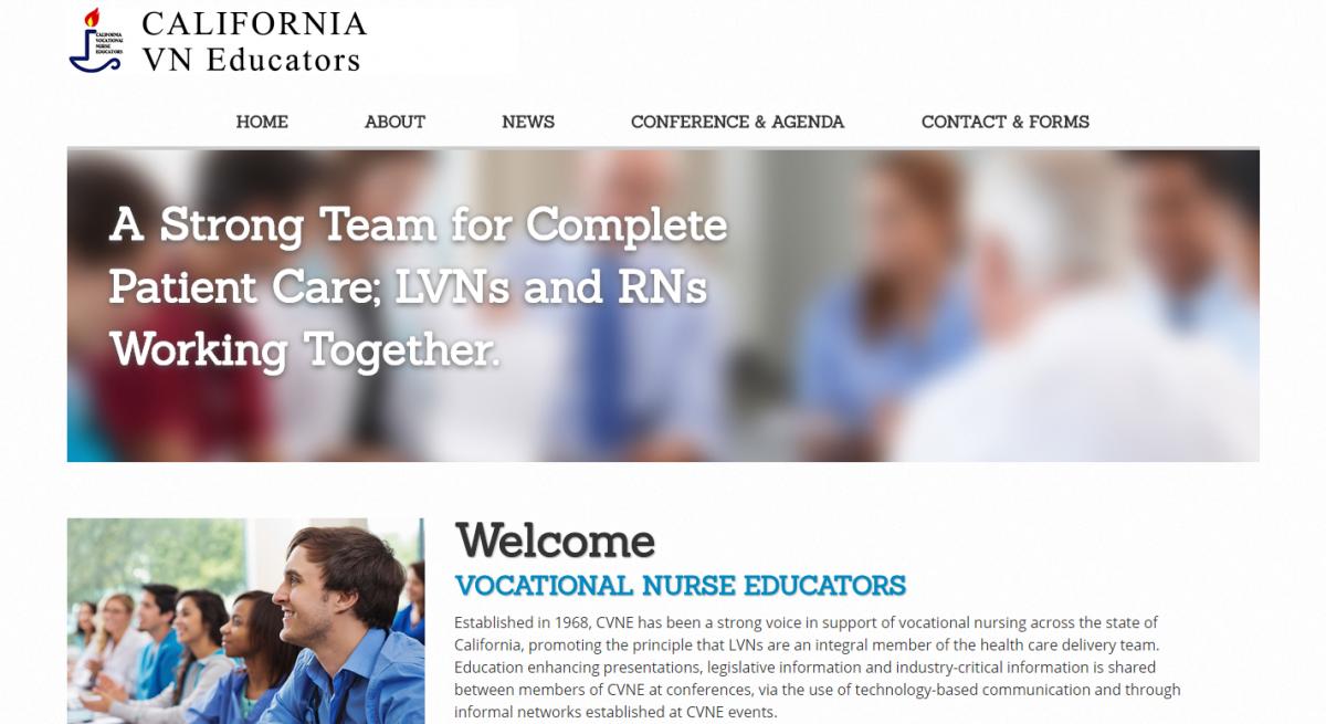 California Vocational Nurse Educators