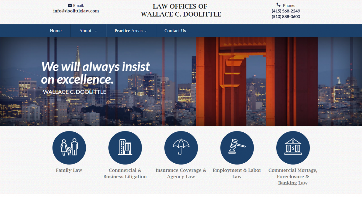 Law Offices of Wallace C. Doolittle
