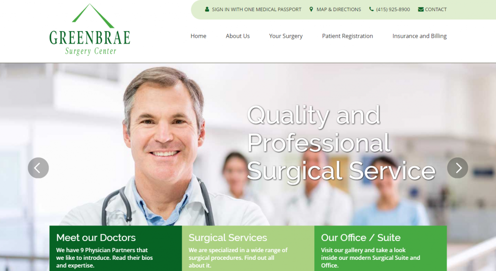 Greenbrae Surgery Center