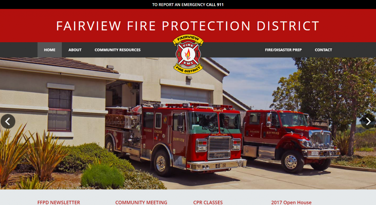 Fairview Fire Protection District