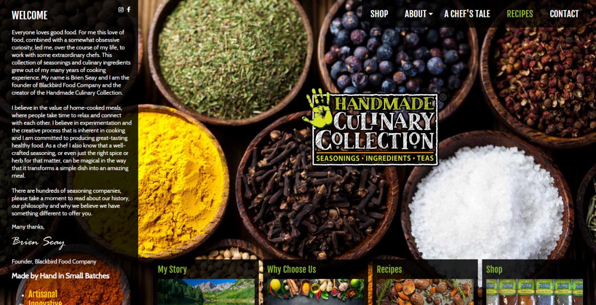 Handmade Culinary Collection