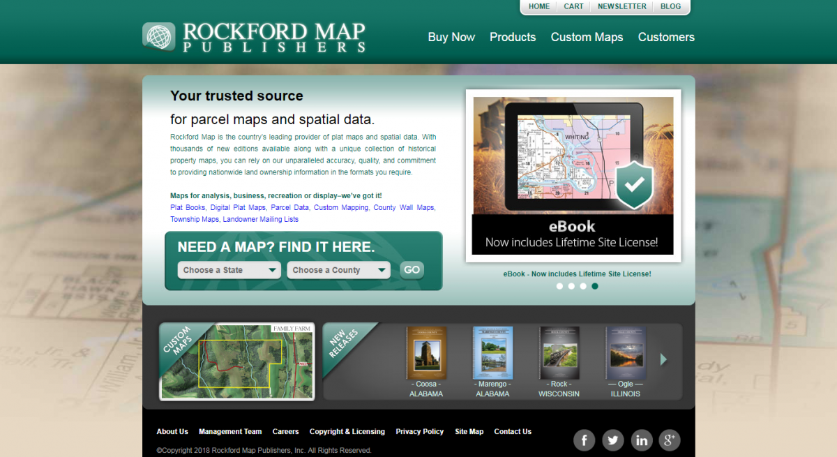 Rockford Map Publishers