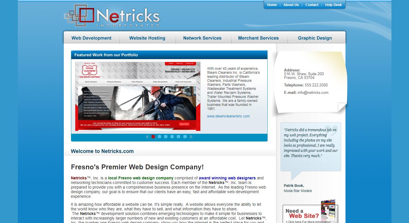 Netricks™, Inc