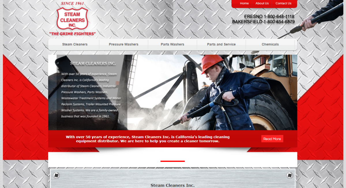 Steam Cleaners Inc