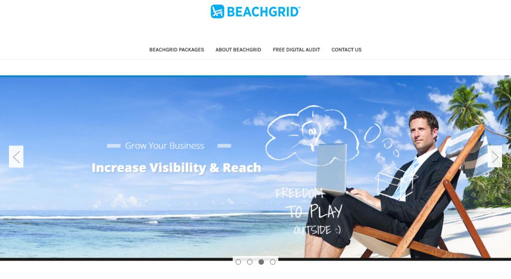 Beachgrid
