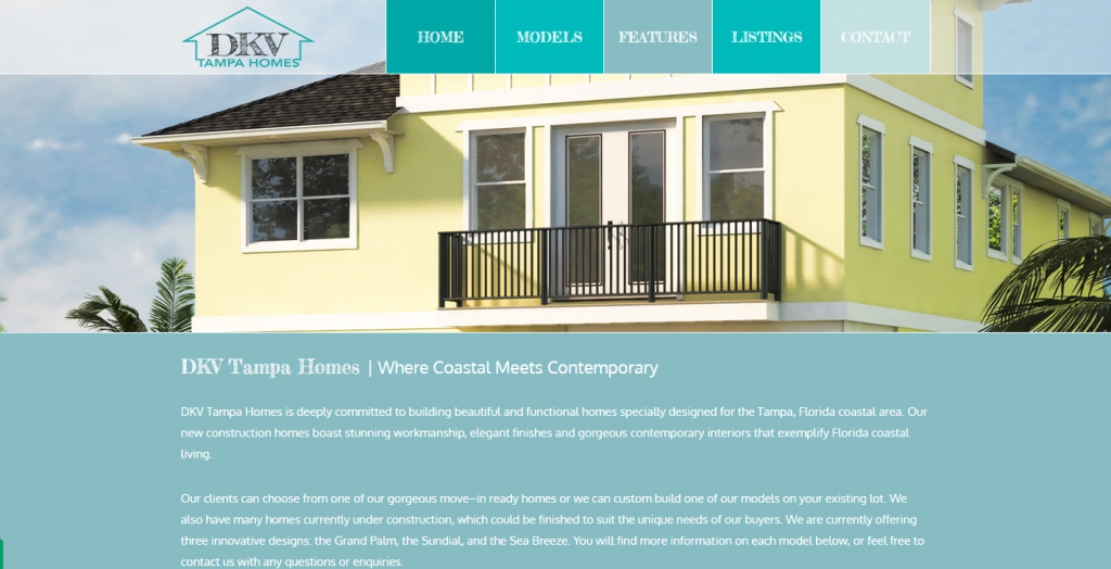 DKV Tampa Homes