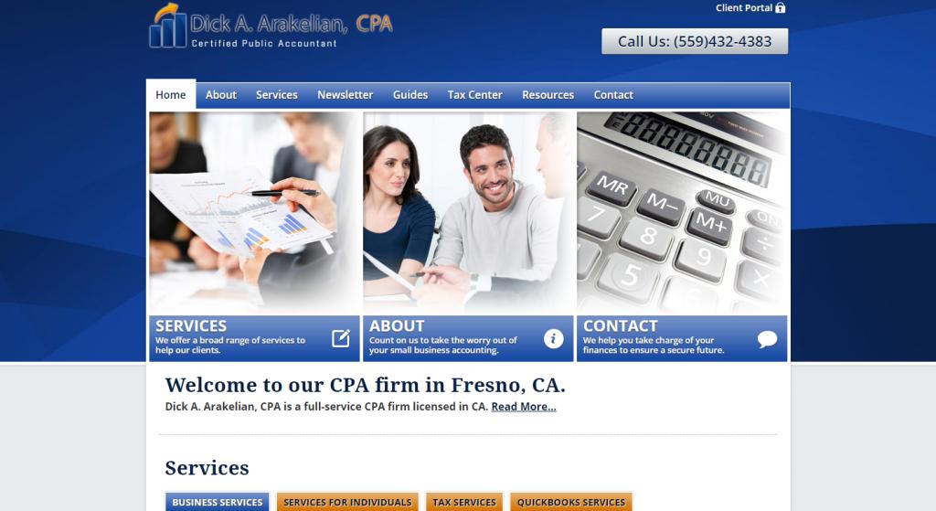 Arakelian & deGuzman| Certified Public Accountants