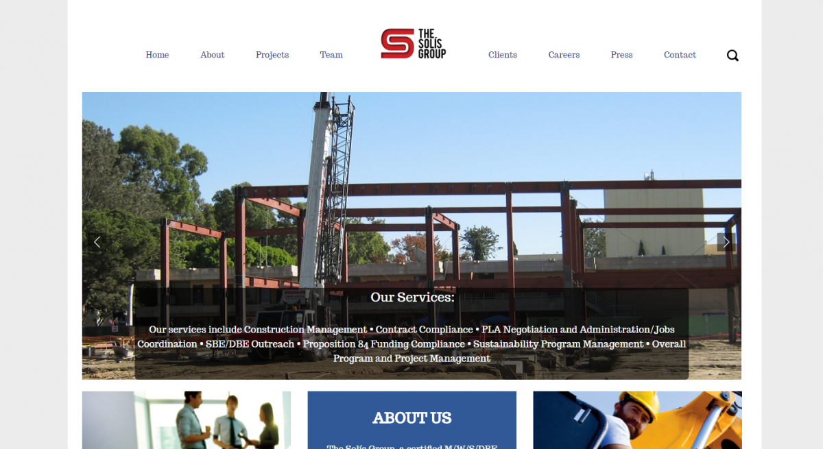 The Solis Group | Construction Planning