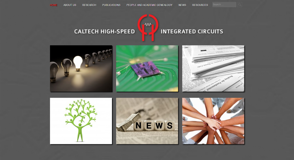 CHIC | Caltech High-Speed Integrated Circuits