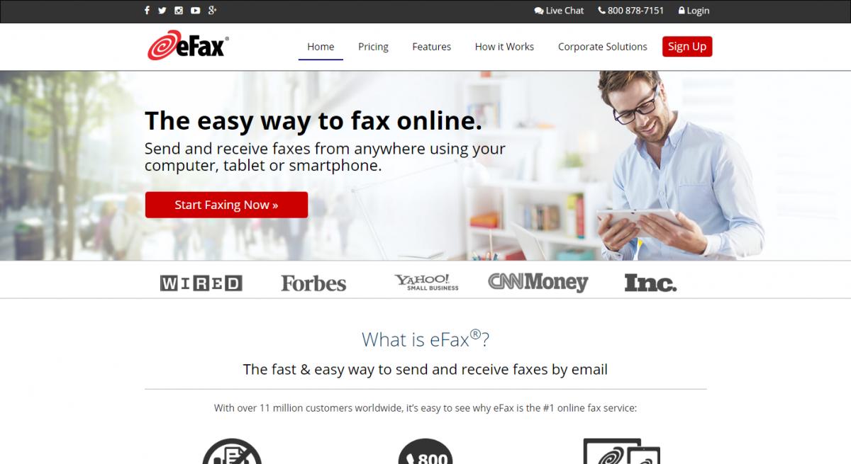 eFax®