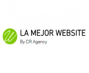 La Mejor Website Logo