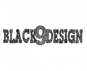 black9design logo