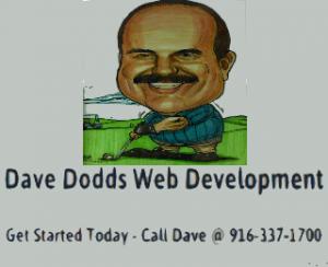 Dave Dodds Web Development LLC Logo