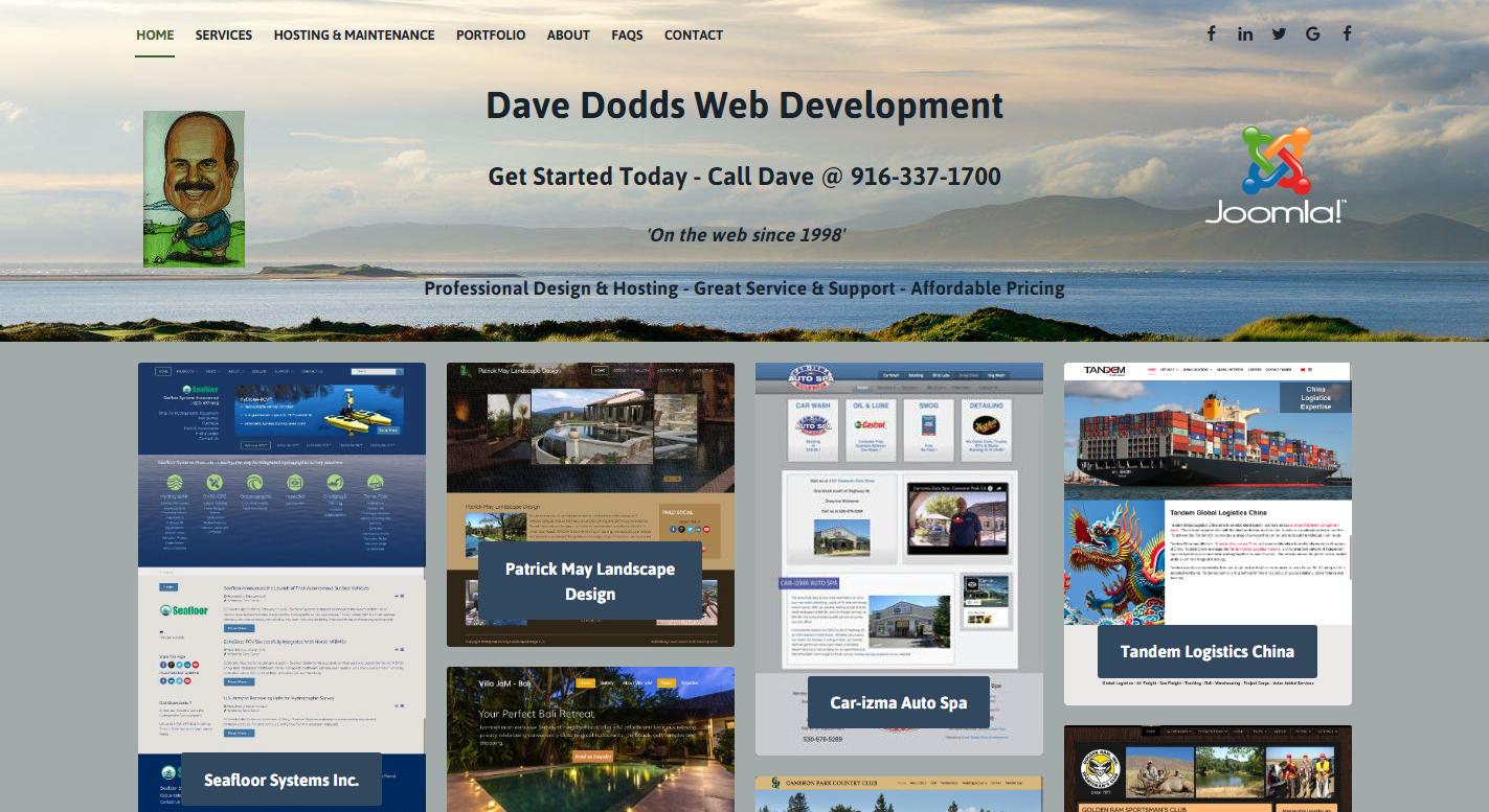 Dave Dodds Web Development LLC