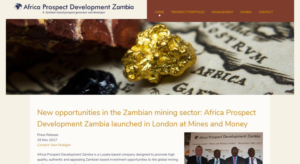 Africa Prospect Development LLC