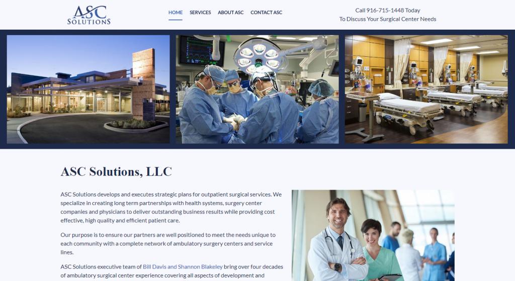ASC Solutions, LLC