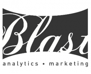 Blast Analytics & Marketing Logo