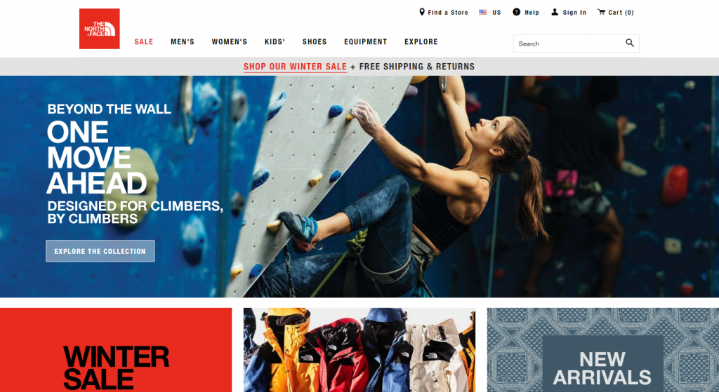 THE NORTH FACE, A VF COMPANY
