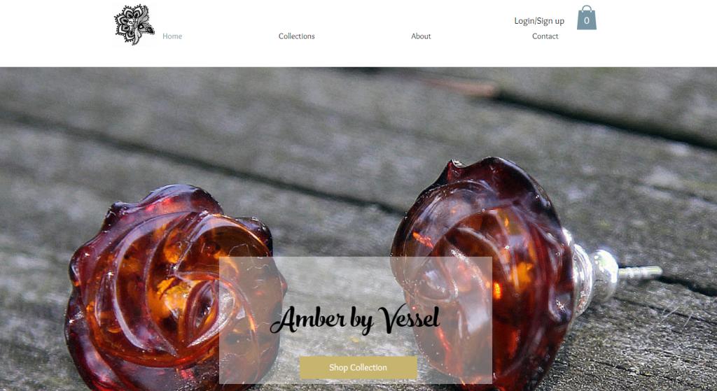 Amber wholesalers