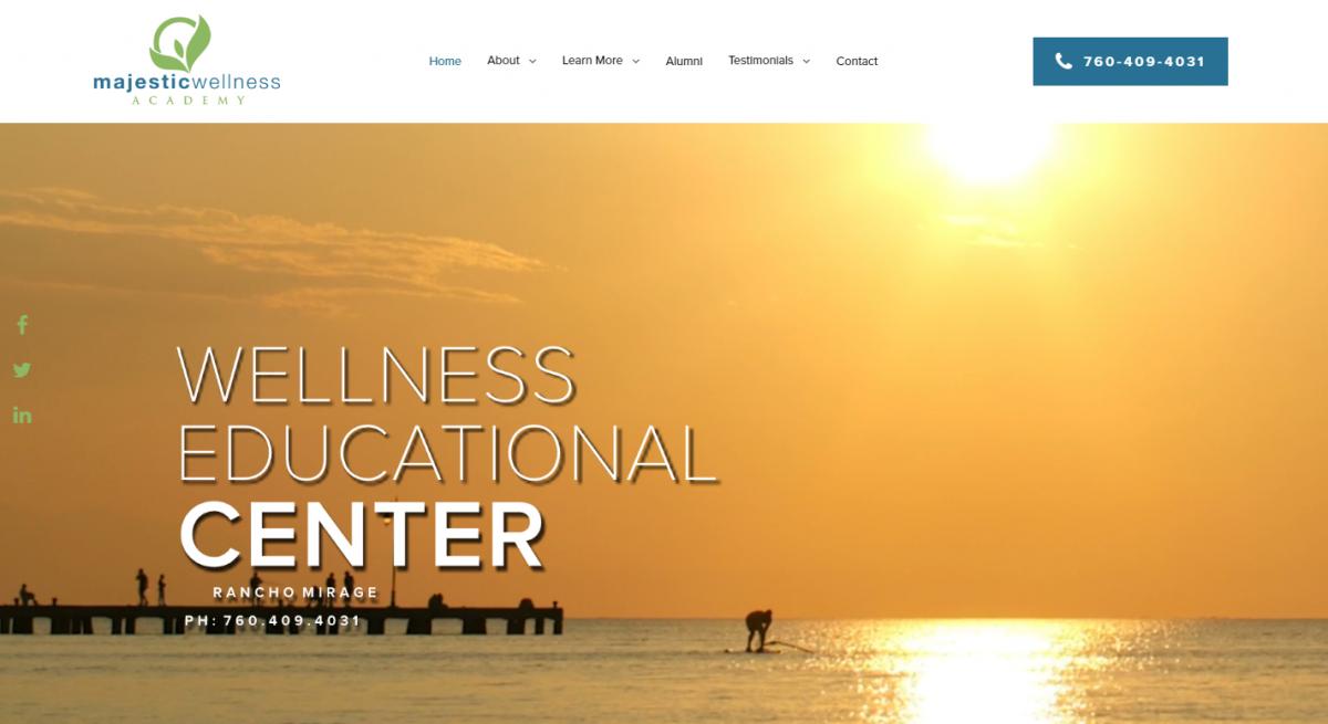 Majestic Wellness Academy