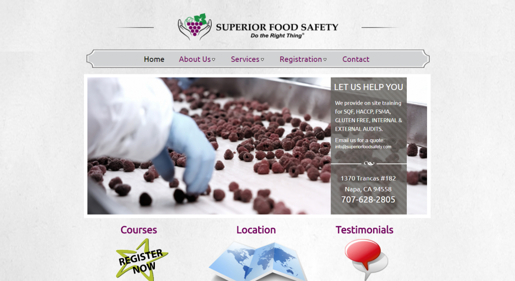 Superior Food Safety