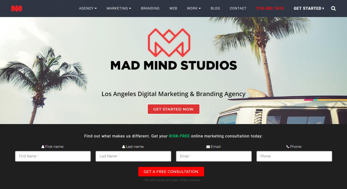 Mad Mind Studios