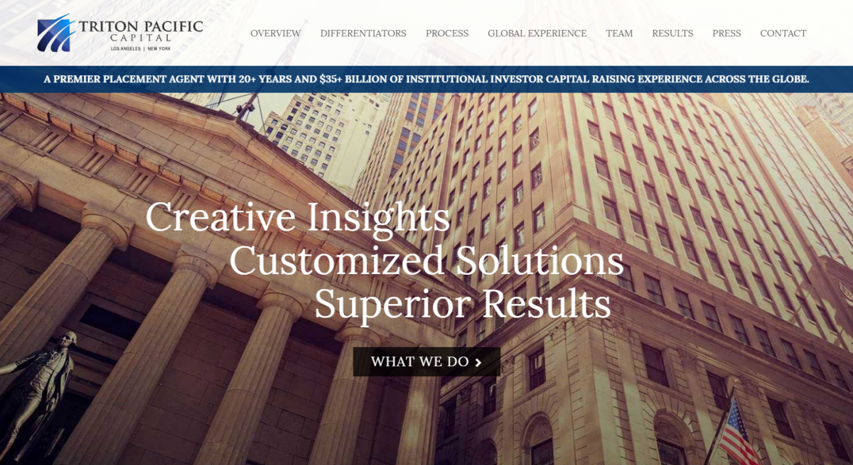 Triton Pacific Capital, LLC