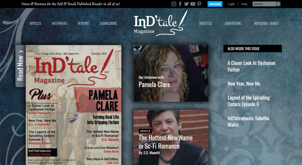 Indtale Magazine