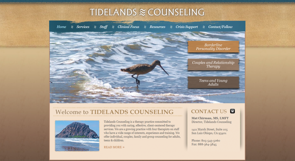 Tidelands Counseling