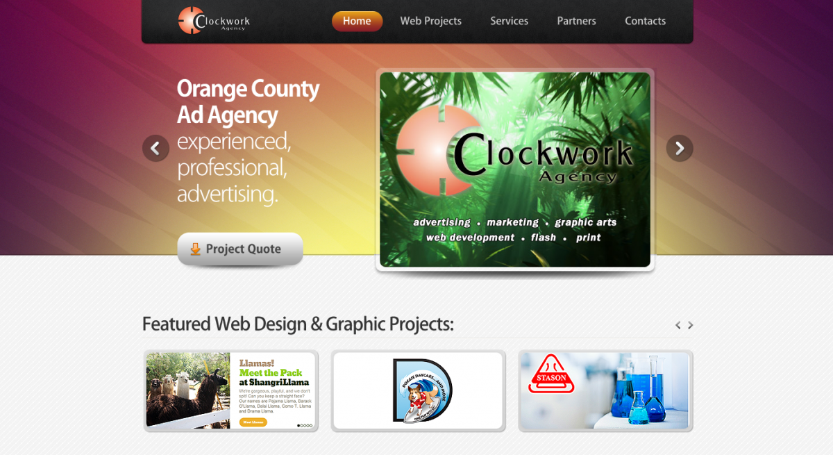 Clockwork Agency