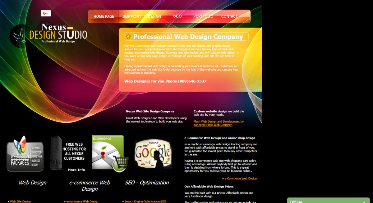 Nexus Web Design