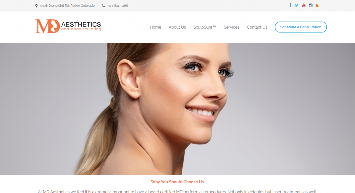 MD Aesthetics and Body Sculpting