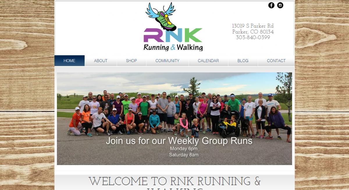 RNK Running and Walking
