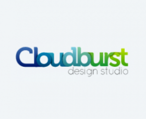 Cloudburst Design Studio Logo