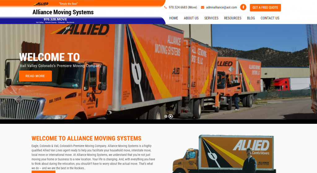 Alliance Moving Systems