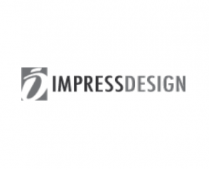 IMPRESS DESIGN Logo